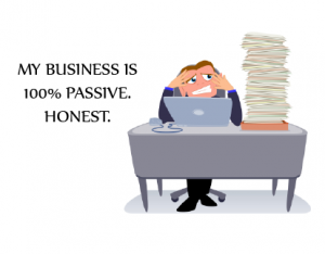 Passive Online Business