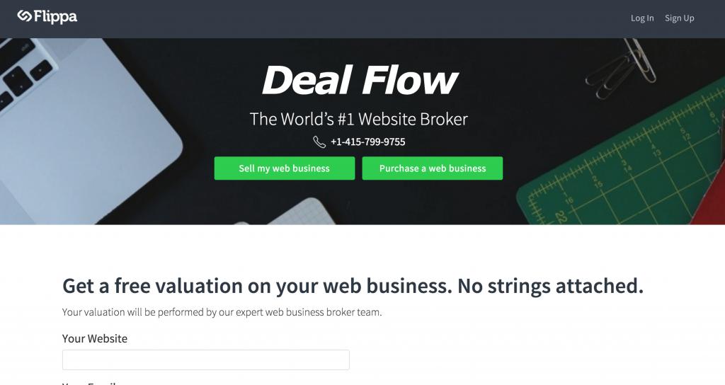 Deal Flow Broker Review