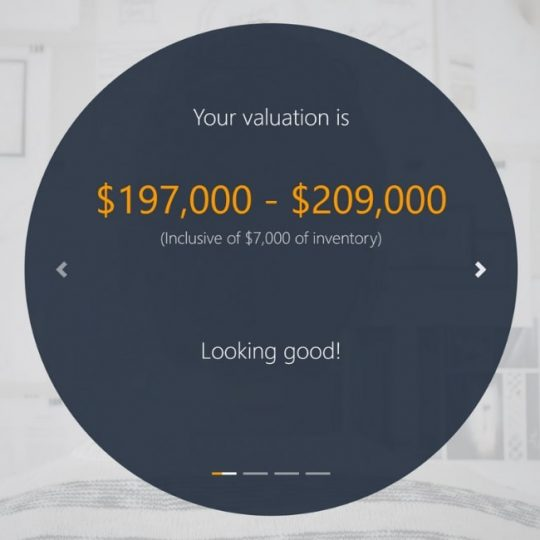 Amazon FBA Valuation Tool