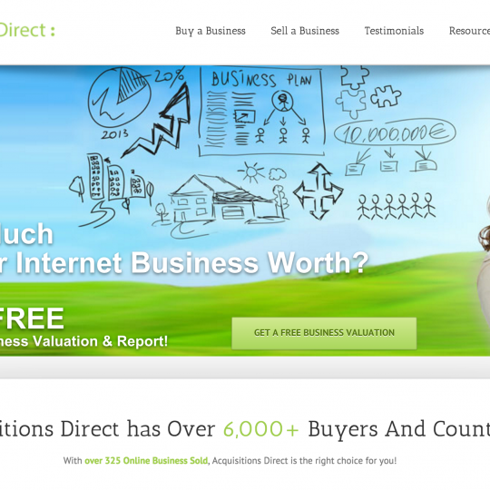 Acquisitions Direct Review